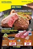 Aktueller Metro Prospekt, Gastro-Journal, Seite 1