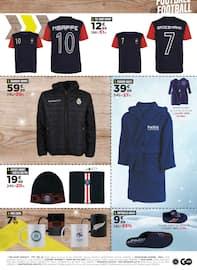 Catalogue Go Sport en cours, Objectif Noël, Page 19