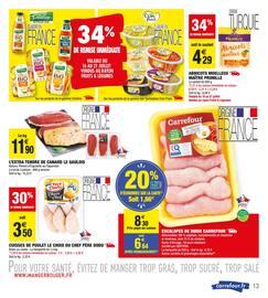Catalogue Carrefour Market en cours, Maintenant et moins cher !, Page 13