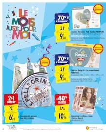 Catalogue Carrefour en cours, Le mois juste pour moi, Page 14