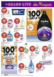 Catalogue Casino Supermarchés en cours, Le show des promos !, Page 46