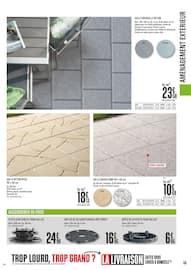 Catalogue Brico Dépôt en cours, Le prix, la qualité, le stock, Page 59