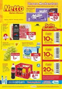 Netto Marken-Discount, UNSERE MARKENSTARS für Stuttgart
