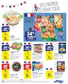 Catalogue Carrefour en cours, Le mois qui aime la France, Page 15