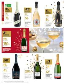 Catalogue Carrefour en cours, Des promos gourmandes pour Noël, Page 36