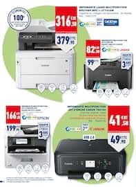 Catalogue Bureau Vallée en cours, Le grand RDV des pros : des petits prix qui tiennent dans la main !, Page 6