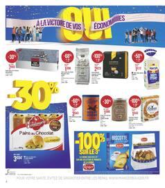 Catalogue Géant Casino en cours, À la victoire de vos économies, Page 6