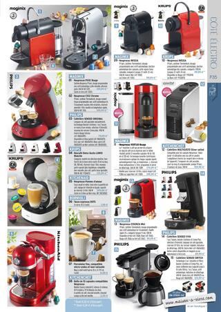 Catalogue Maison à Vivre en cours, Côté Électro, Page 7