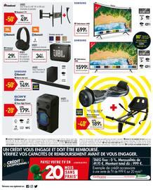 Catalogue Conforama en cours, Confochoc ! Onde de choc sur les prix !, Page 10