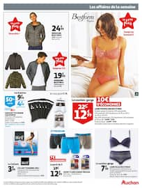 Catalogue Auchan en cours, 100 jours étonnants avant 2020, Page 25