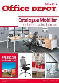 Catalogue Office DEPOT en cours, Catalogue Mobilier, tout pour votre bureau, Page 1