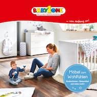 Aktueller BabyOne Prospekt, Möbel zum Wohlfühlen, Seite 1