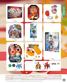 Catalogue Monoprix en cours, Le catalogue jouets, Page 21