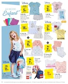 Catalogue Carrefour en cours, Pâques pour les petits et grands enfants, Page 24