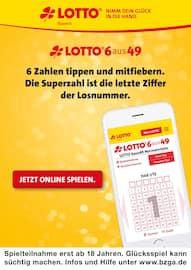 Aktueller LOTTO Bayern Prospekt, Aktueller Jackpot rund 26 Mio. €, Seite 2