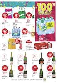 Catalogue Géant Casino en cours, 6 semaines de fête et de promos !, Page 33
