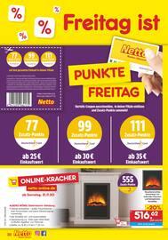 Aktueller Netto Marken-Discount Prospekt, EINER FÜR ALLES. ALLES FÜR GÜNSTIG., Seite 30