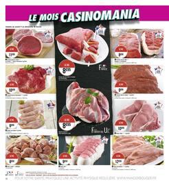 Catalogue Géant Casino en cours, Le mois Casinomania, Page 16