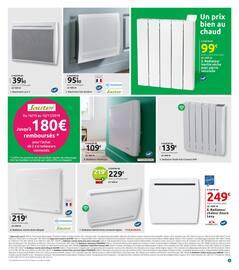 Catalogue Mr Bricolage en cours, On vous a gardé nos petits prix au chaud, Page 3