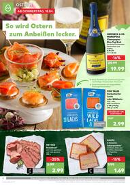 Aktueller Kaufland Prospekt, Essen ist Liebe, Seite 8