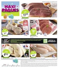 Catalogue Casino Supermarchés en cours, Joyeuses Pâques, Page 2