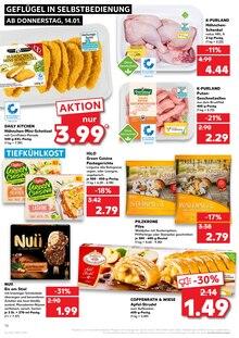 Brot im Kaufland Prospekt KÖNIGLICHE ANGEBOTE: HIER SPART JEDER! auf S. 15