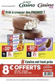Catalogue Casino Shop en cours, # Prêt à croquer des promos ?, Page 1