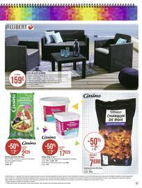 Catalogue Géant Casino en cours, Direction la rentrée… Par ici les promos !, Page 87