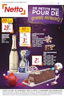 Catalogue Netto en cours, De petit prix pour de grands moments !, Page 1