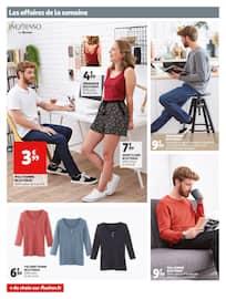 Catalogue Auchan en cours, La rentrée très cool, Page 20
