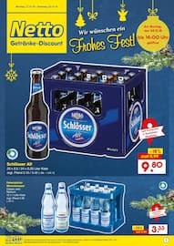 Netto Getränke-Markt, Wir wünschen ein Frohes Fest! für Duisburg