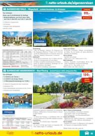 Aktueller Netto Marken-Discount Prospekt, Reisen … zu Netto-Preisen!, Seite 35