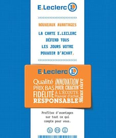 Catalogue E.Leclerc en cours, La fête des mères à prix E.Leclerc, Page 2