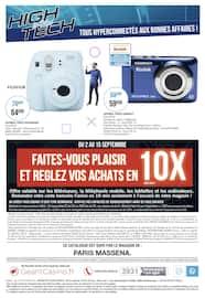 Catalogue Géant Casino en cours, La selec' High Tech, Page 6
