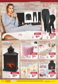 Aktueller Netto Marken-Discount Prospekt, Weihnachts-Vorboten, Seite 18