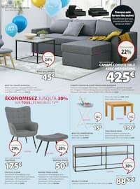 Catalogue Jysk en cours, Green days, économisez jusqu'à 60%, Page 4
