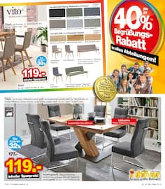 Aktueller Möbel Inhofer Prospekt, 1.200 Mitarbeiter freuen sich auf Sie!, Seite 13