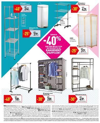 Catalogue Conforama en cours, Les petits prix ça continue., Page 14
