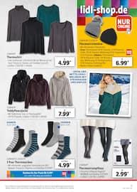 Aktueller Lidl Prospekt, Perfekt gekleidet für den Winter, Seite 5