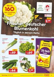 Aktueller Netto Marken-Discount Prospekt, Wir wünschen schöne und gesunde Pfingsten, Seite 5
