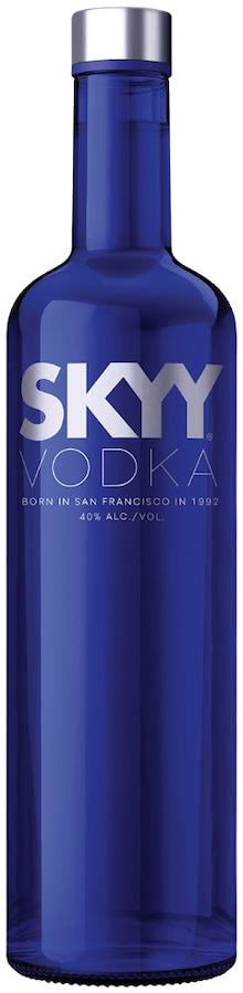Wodka von Skyy im aktuellen REWE Prospekt für 9.74€