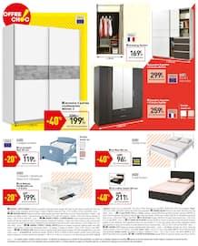 Catalogue Conforama en cours, Offre évènement ! Jusqu'à -50% sur les cuisines, Page 28