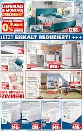 Aktueller Möbel Mahler Siebenlehn Prospekt, Die neue Preiszeit ist da! , Seite 5