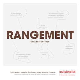 Catalogue Cuisinella en cours, Rangement : Collection 2020, Page 1