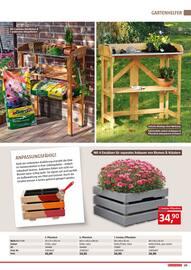 Aktueller BAUHAUS Prospekt, Gartengestaltung/Metallzaun, Seite 211