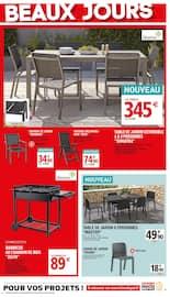 Catalogue Brico Dépôt en cours, Place aux beaux jours, Page 7