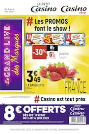 Catalogue Casino Shop en cours, # Les promos font le show !, Page 1