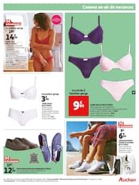 Catalogue Auchan en cours, Une vague de prix irrésistibles !, Page 58