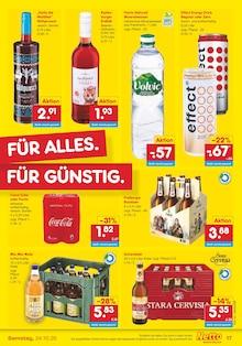 Bier im Netto Marken-Discount Prospekt EINER FÜR ALLES. EINER FÜR ALLES. auf S. 16