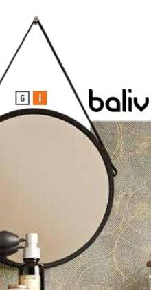 "Wandspiegel baliv ""SP-50.20"" Angebot: Im aktuellen Prospekt bei OBI in Bonn"
